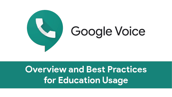 Google Voice: a phone system that's as easy as G Suite